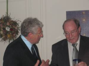 Colin Andrews and Dr. Ed Mitchell