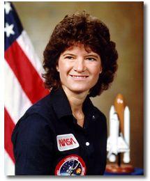 Sally Ride b. May 26, 1951, d. July 23, 2012