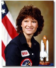Sally Ride b. May 26, 1951, d. July 23, 2012
