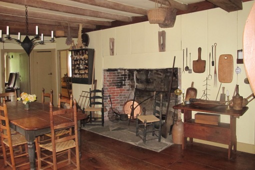 Inside the Baird Tavern Bed and Breakfast