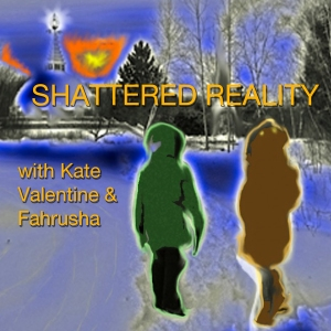 Shattered Reality Cover Art on iTunes