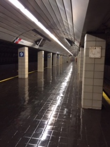 9th Street PATH station.